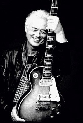 Happy Birthday  to Jimmy Page