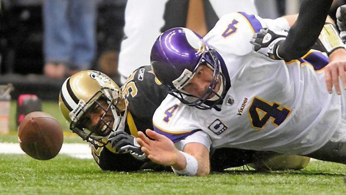 No revenge factor: Vikings past and present say 2009 loss to Saints is ancient history