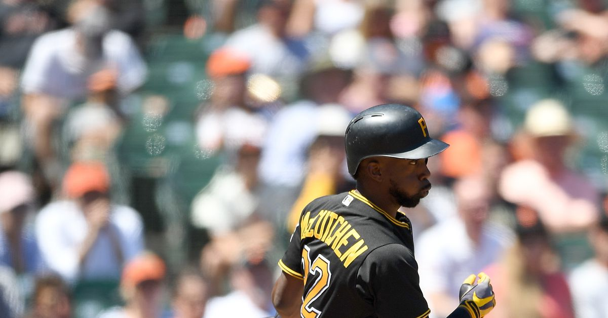 Why the Giants probably won't trade for Andrew McCutchen https://t.co/DWM0EY8sZt https://t.co/8kOXrads11