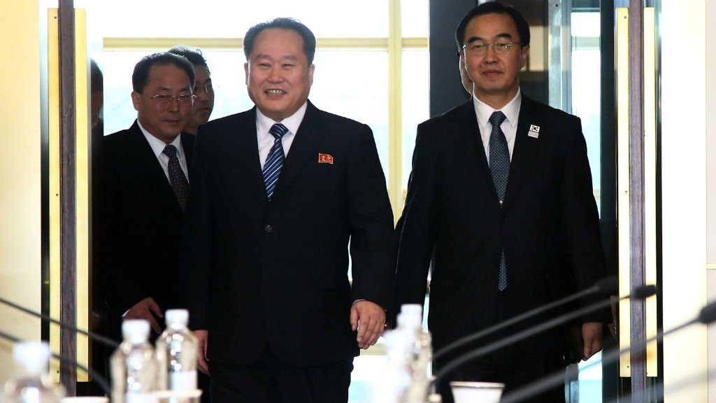 North Korea to send Olympics team to South