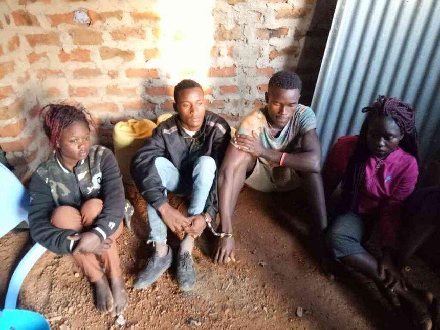 Police kill suspected thug, arrest four in Bungoma