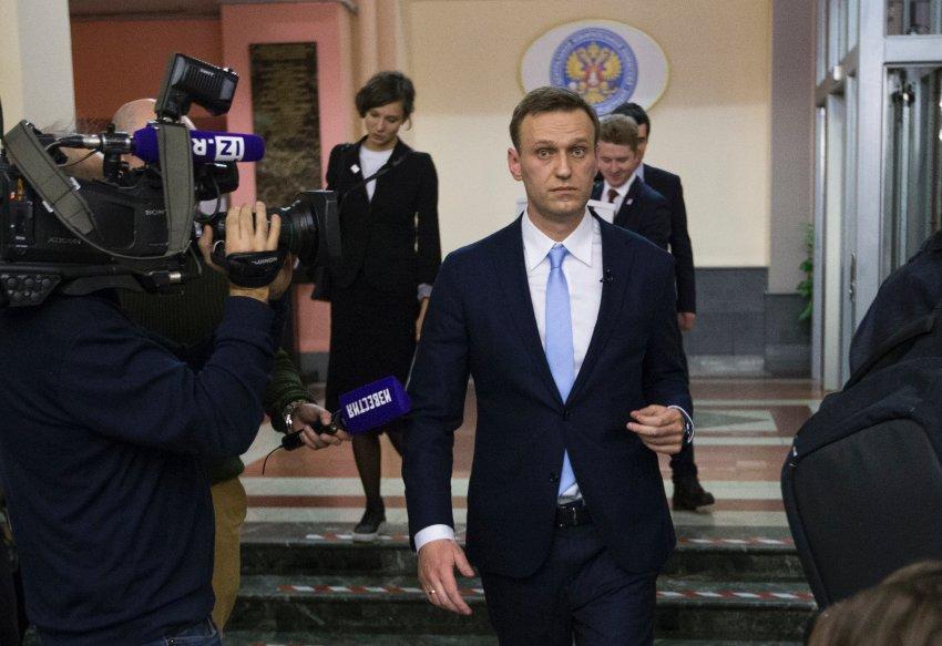 The Navalny Challenge: Behind the Scenes ofRussia's Imitated Democracy