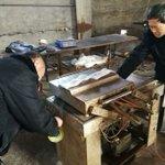 China snorts at pigs aping donkey burgers