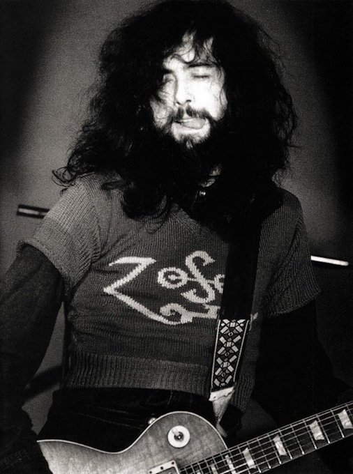 Happy Birthday to the Jimmy Page!