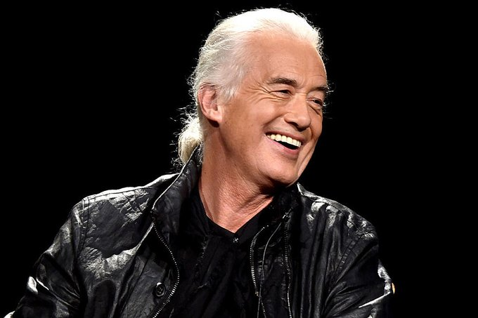 Happy Birthday to Jimmy Page !