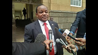 Nyeri Town MP Ngunjiri Wambugu receives heat for claiming that Central will not support Ruto