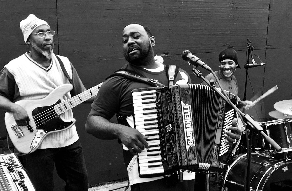 Raa-Raa and the Zydeco AllStars, Houston #houston #houstonmusic #zydeco https://t.co/ZfxVX9Zfw6