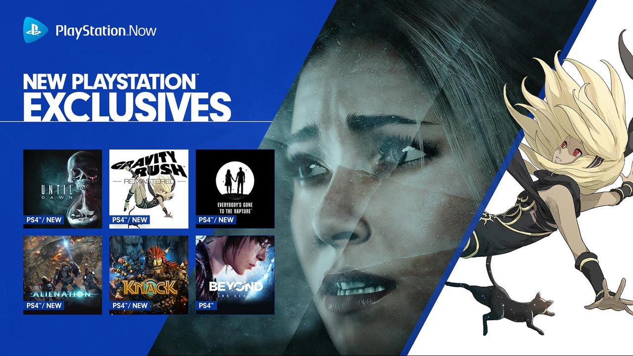 Stream Until Dawn and Gravity Rush Remastered with PS Now starting January 9: https://t.co/whQahrEoeK https://t.co/WR08rip9sR