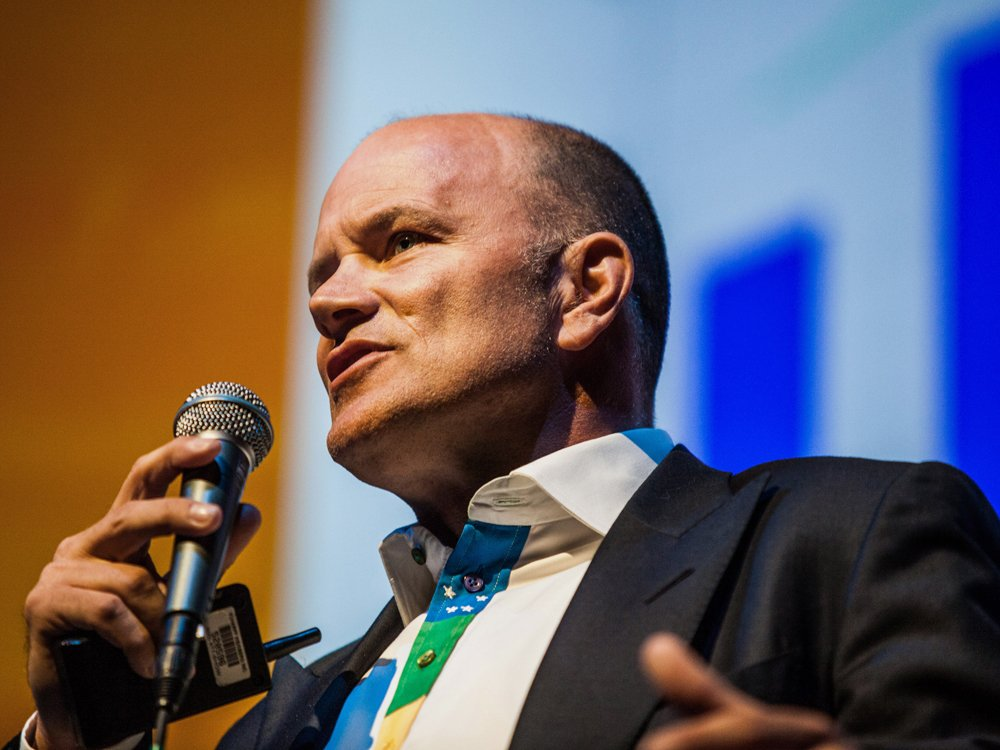 Bitcoin champion Mike Novogratz the latest to tap TSX Venture in crypto push