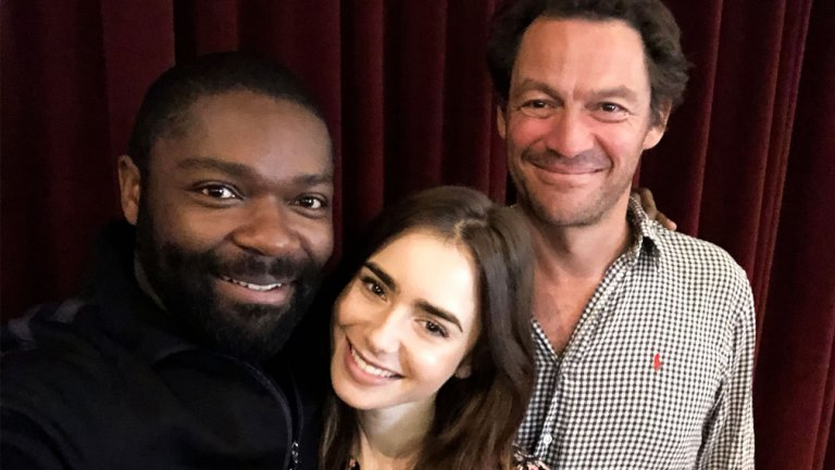 David Oyelowo, Dominic West Join Lily Collins in BBC-Masterpiece's 'Les Miserables'