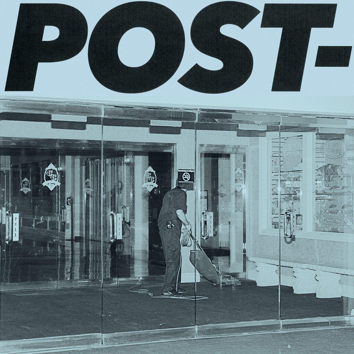 Our Album Of The Week is @JeffRosenstock's ambitious pop-punk monster POST- https://t.co/nK9SHqEhpY https://t.co/wXuwMSfG0K