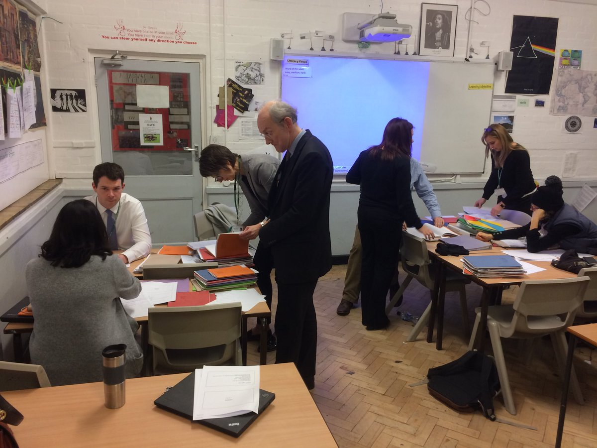 test Twitter Media - Heads of department engaged in work scrutiny of students' books and folders tonight, seeing some excellent work and quality feedback @TWBS https://t.co/rV9bfZncnL