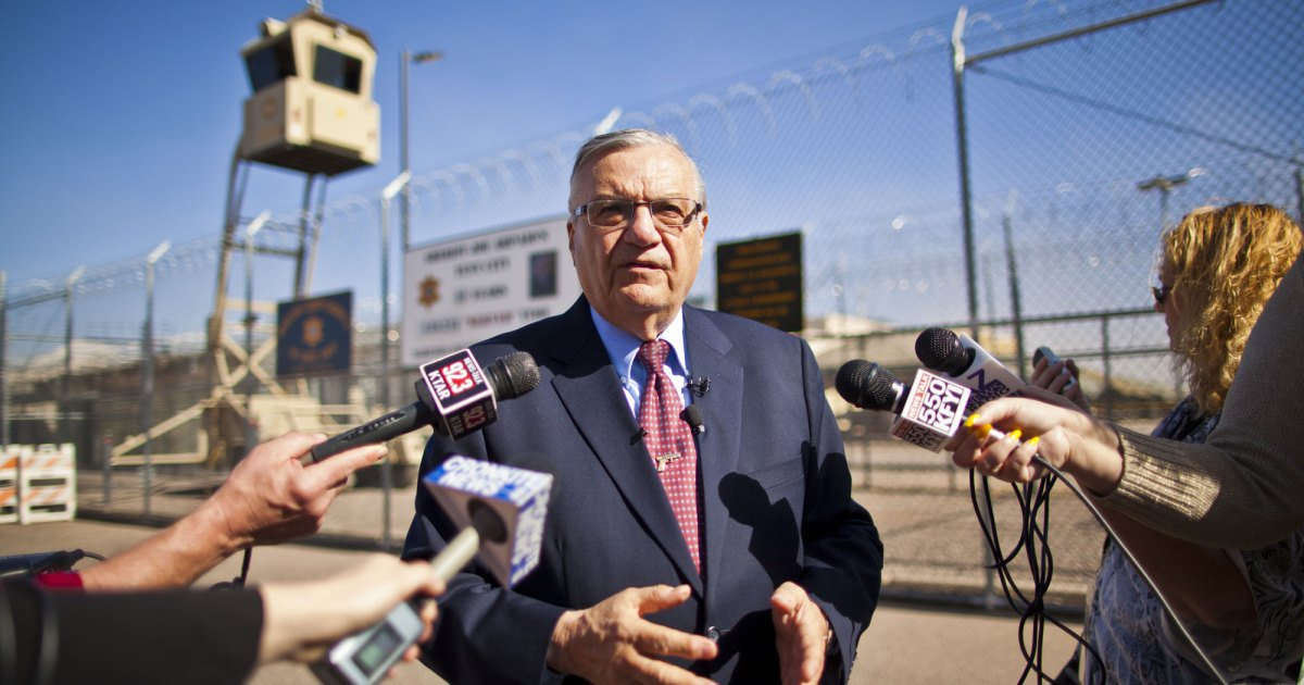 Joe Arpaio is running for Senate in Arizona https://t.co/ItfFomj0QB https://t.co/J0rLnXiJsN