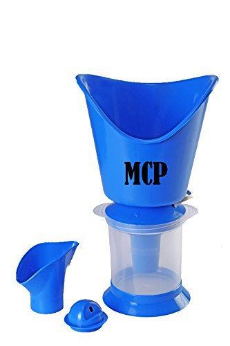 MCP Facial Sauna, Vaporiser and Nose Steamer 3 in 1 Steam Inhaler...