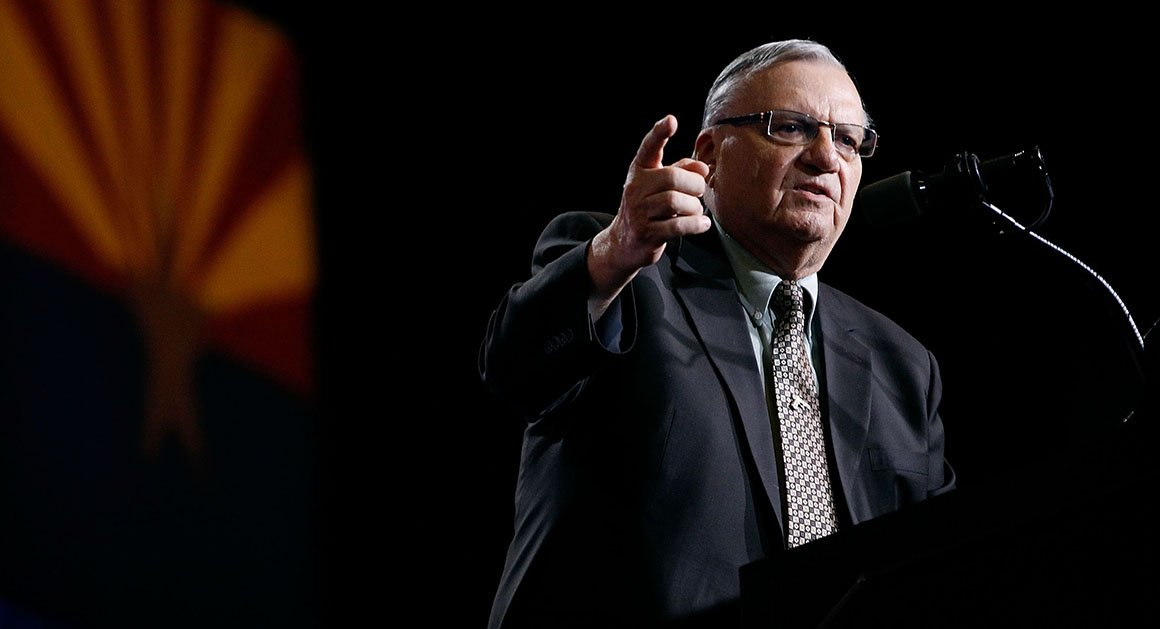 Arpaio running for Senate in Arizona https://t.co/ln9O0s1oOO https://t.co/R1XTcIQvKx
