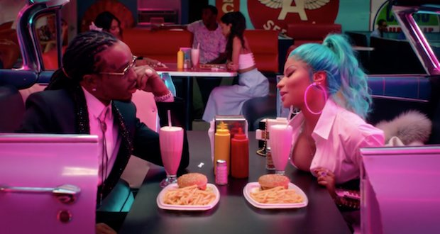 Watch the video for @QuavoStuntin & @NickiMinaj's 'She For Keeps' https://t.co/uy40dmxe5b https://t.co/ANQuQzFcSC