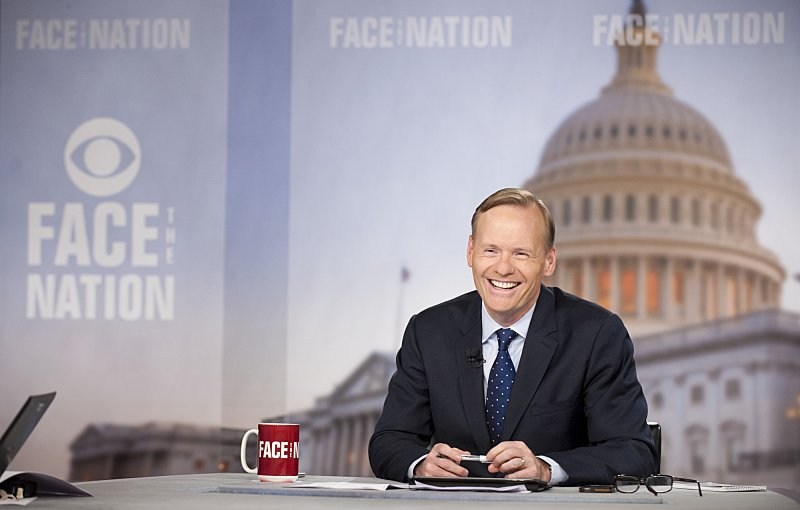 'Face the Nation' host John Dickerson is replacing Charlie Rose on 'CBS This Morning'