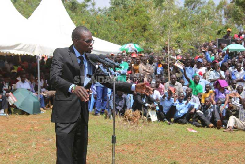 Why Jubilee MPs from Western may join NASA