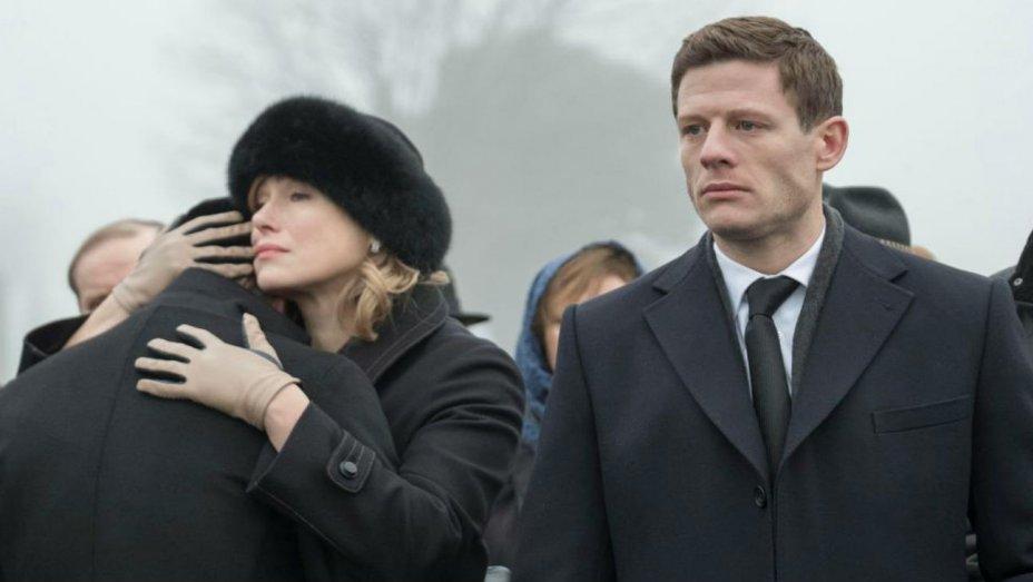 Russian embassy criticizes BBC drama 'McMafia'