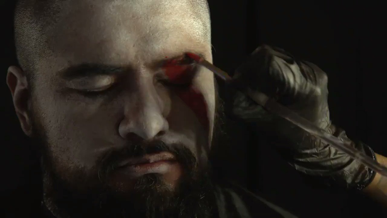 One month ago, whether you shaved your head or not, we all found our inner Kratos. #GodOfWar #LostPages https://t.co/UAKJAmS4yF