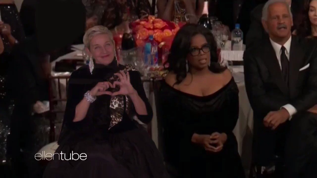 That awkward moment when you think @RWitherspoon is talking about you, but she actually means @Oprah. #GoldenGlobes https://t.co/sh77P06LaJ