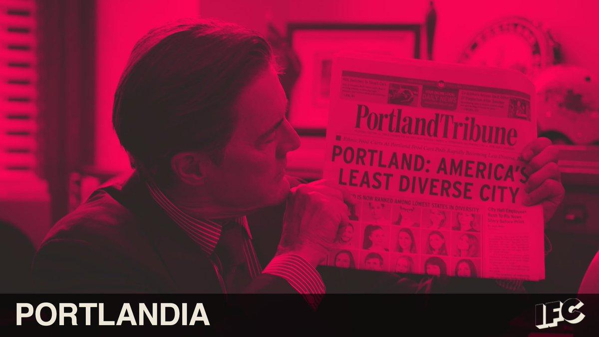 RT @portlandia: 🌲🚴🐤☕️👱🏻👱🏻👩🏻👱🏻 A look at the final season of #Portlandia, Jan 18. https://t.co/WBOoYRpdC4
