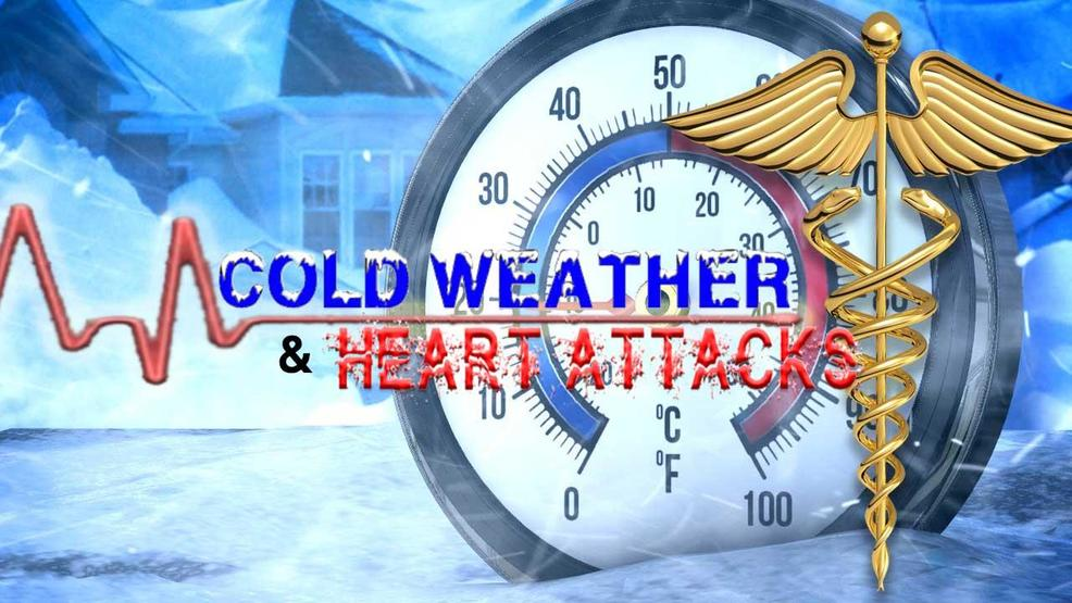 Experts: Cold weather can trigger heart attacks