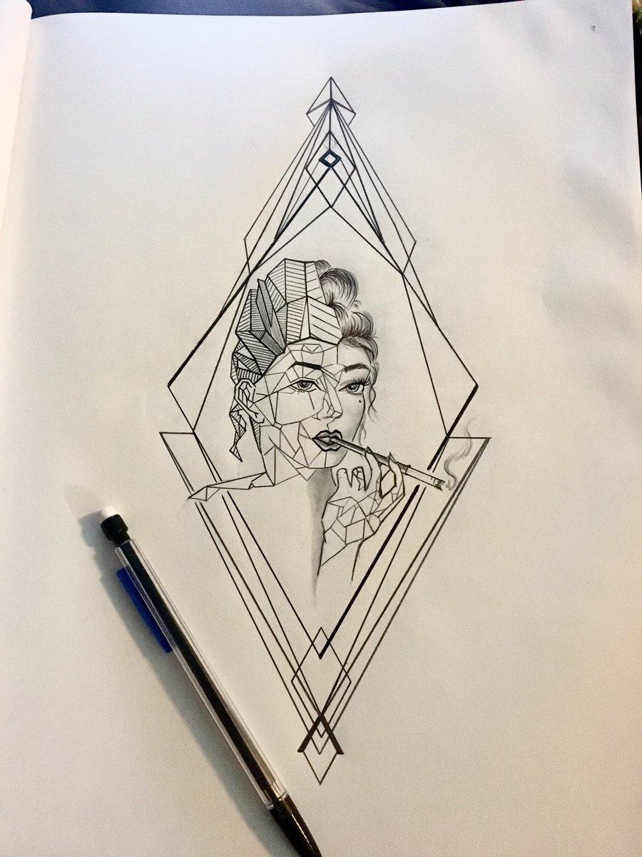 Who's that lady..... Fractal lady.... real geometric lady 🌬🌬🌬 d2UBjtlWIa