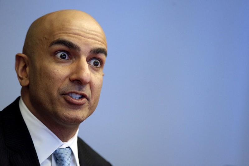 Fed's Kashkari: Keep interest rates low to boost wages, inflation
