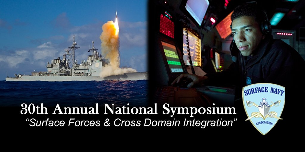 LIVE SOON: @CNORichardson delivers #SNA2018 keynote address - https://t.co/y8SfsPF1xX @SurfaceWarriors https://t.co/IEMR39rS37
