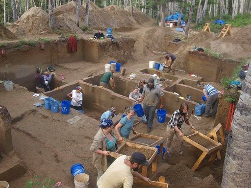 Ancient DNA gives glimpse of ancestors of Native Americans
