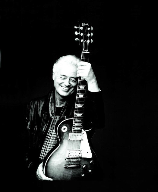 Happy birthday Jimmy Page!