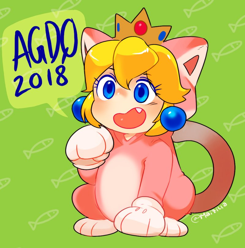 RT @Maizilla: Glad I was able to catch the tail end of this :3c #AGDQ2018 @GamesDoneQuick https://t.co/RlqZGDadVn