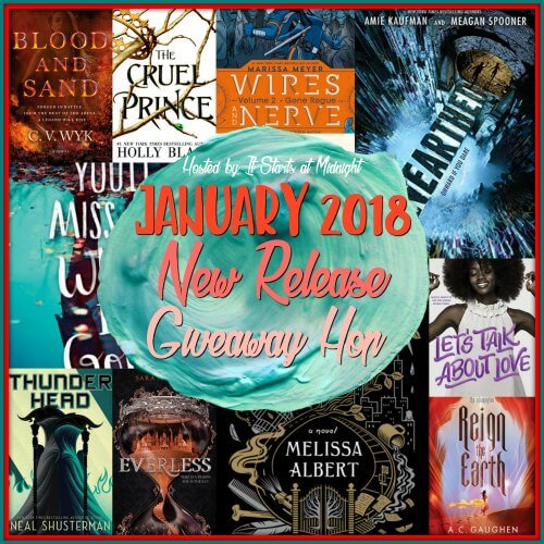 January 2018 New Release Hop