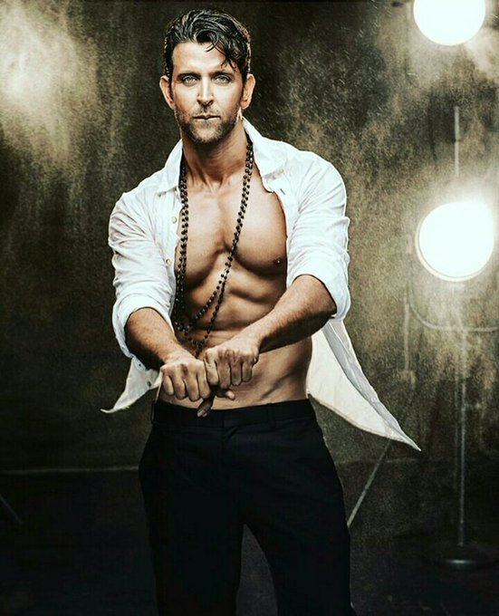 Happy Birthday Hrithik Roshan... u