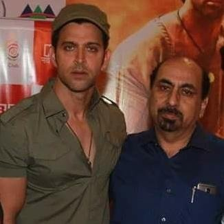 Happy Birthday Mr. Hrithik Roshan  God Bless You Always.....