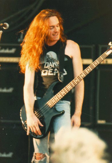 Happy Birthday, Cliff Burton!