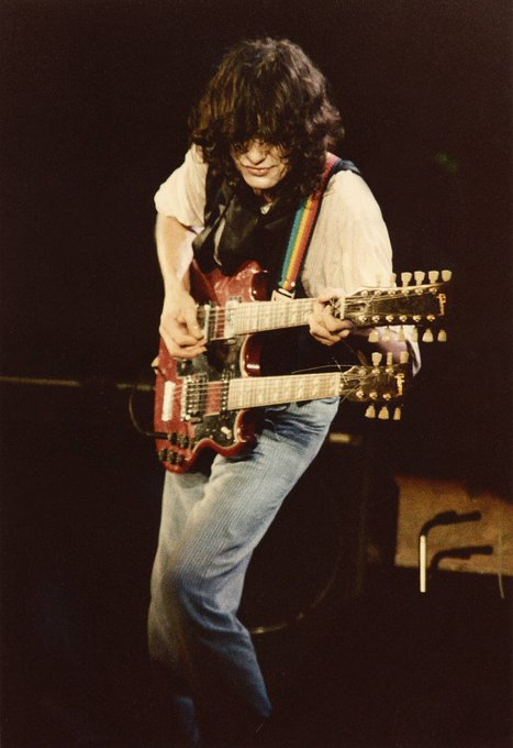 Happy Birthday to one of the best guitarists of all time, Jimmy Page!