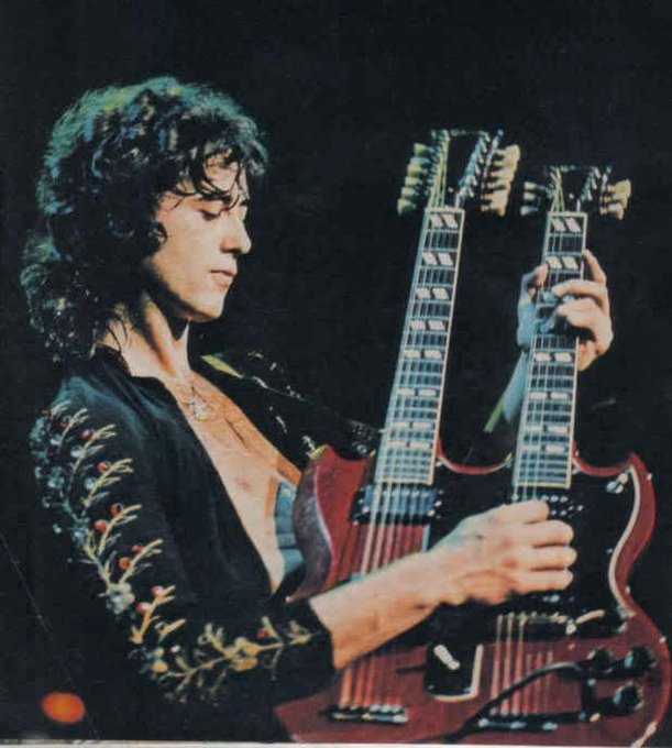 Happy 74th Birthday Jimmy Page