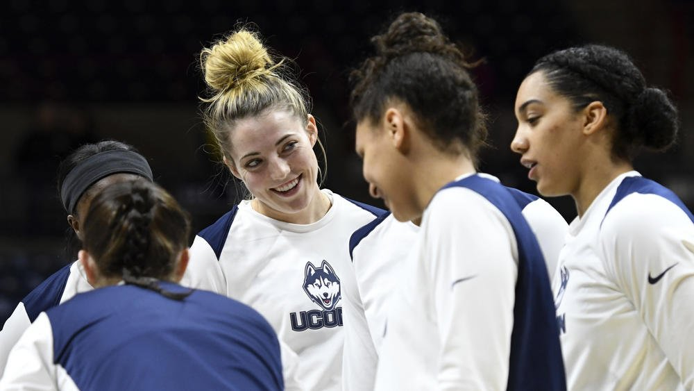 UConn Shakes Off Sloppy Start to Defeat Central Florida In Return To Gampel