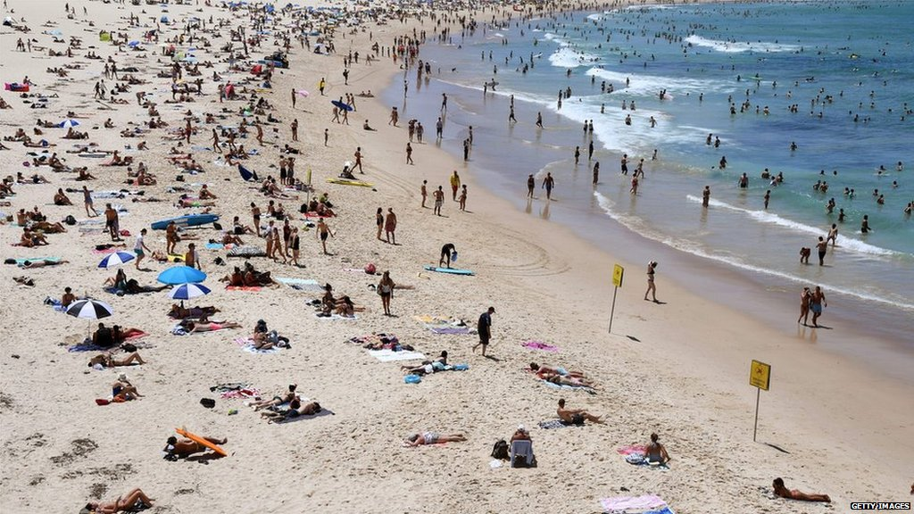 Australia experiences its third-warmest year on record in 2017: https://t.co/VrDhetyZCr https://t.co/7v4cXTboPH
