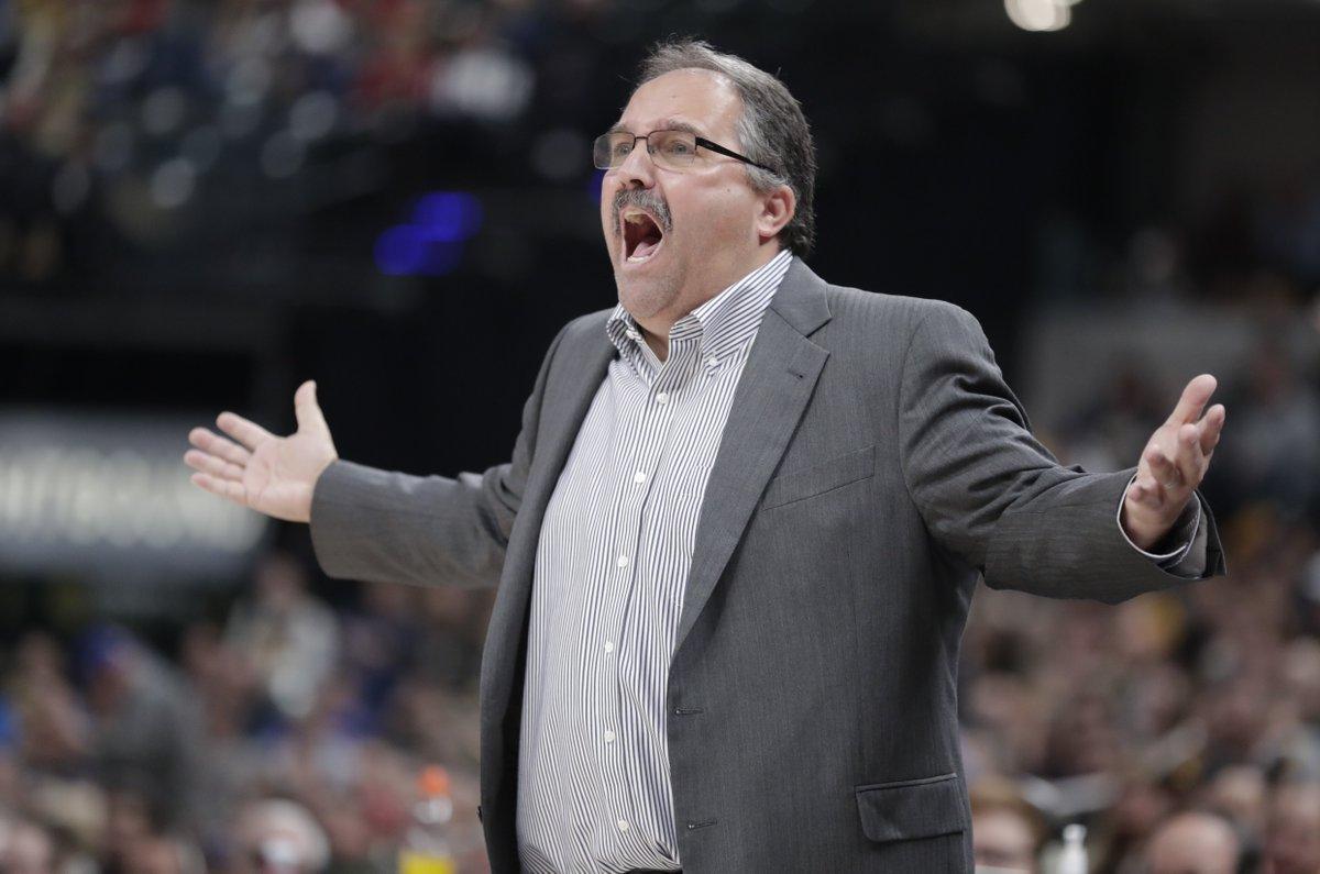 Beard: Pistons trade rumor mill is churning