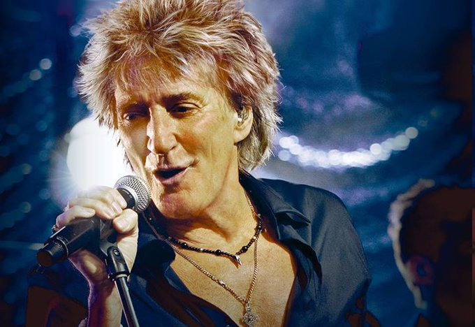 Happy Birthday Rod Stewart (January 10, 1945)!