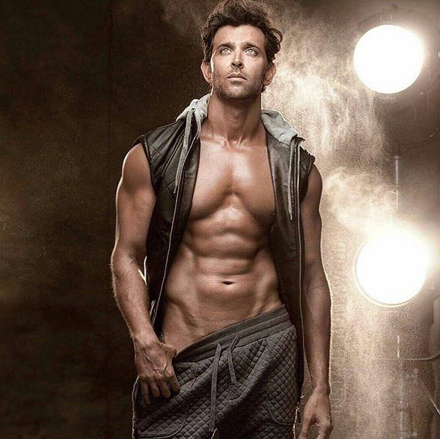 "Happy Birthday to ""The Greek God\"" of - Hrithik Roshan!"