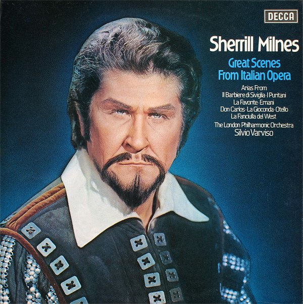 Happy Birthday to the great Sherrill Milnes