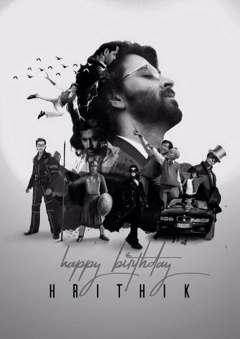 HAPPY WALA BIRTHDAY HRITHIK ROSHAN i
