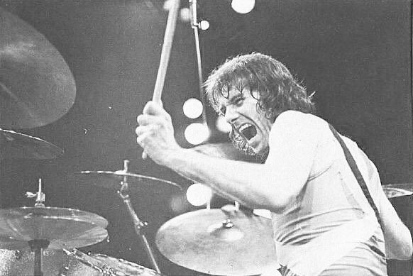 Happy Birthday to the amazing Aynsley Dunbar!!