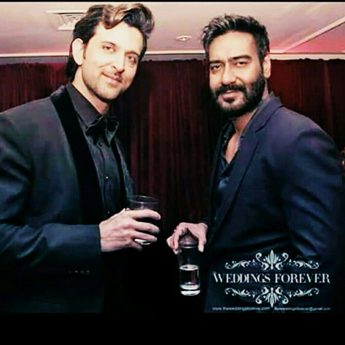 Very very happy birthday Mr. Greek god Hrithik Roshan... Have a long and great life... Love from
