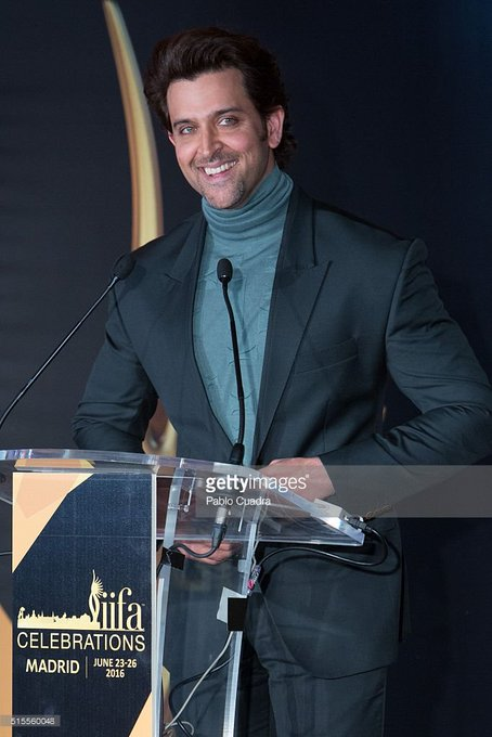 Dance of king Hrithik Roshan happy birthday to you