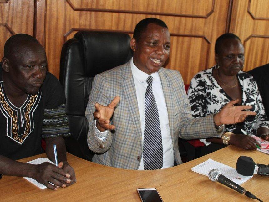 Baringo Knut officials give TSC one week to revoke elderly teachers' transfers